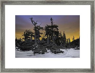 Accordance Framed Print by Jon Blake