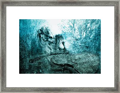 adagio for a broken dream II Framed Print by Joachim G Pinkawa