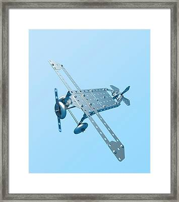 Aeronautical Engineering Framed Print by David Parker