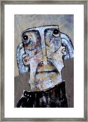Aetas No 1 Framed Print by Mark M  Mellon