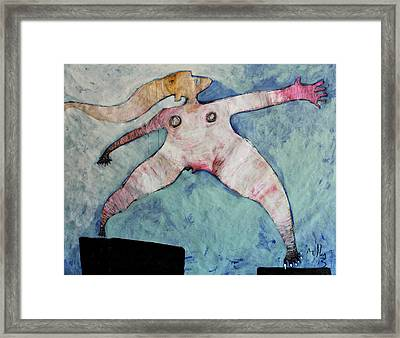 Aetas No 11 Framed Print by Mark M  Mellon