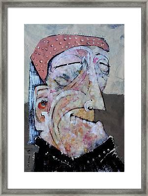 Aetas No 2 Framed Print by Mark M  Mellon