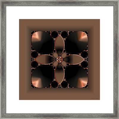 Affinity 2 Framed Print by Judi Suni Hall