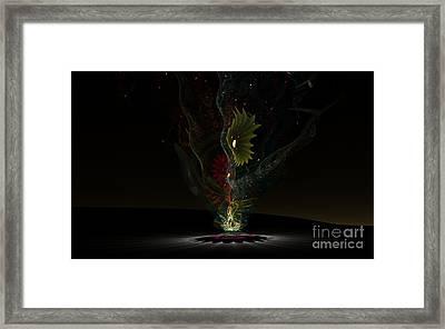 Affinity Framed Print by Peter R Nicholls