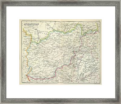 Afghanistan Framed Print by British Library