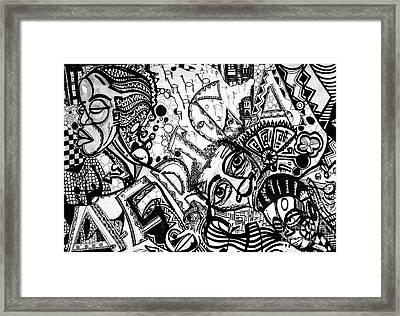 Africa Framed Print by Robert Daniels