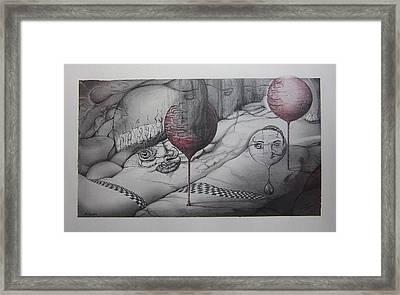 After Dali Framed Print by Geni Gorani