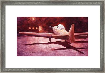 After Hours Framed Print by John  Svenson