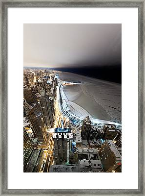 After Midnight Framed Print by John Harrison