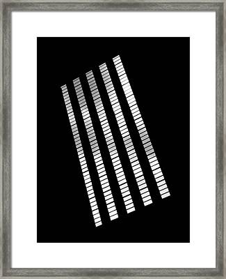 After Rodchenko 2 Framed Print by Rona Black