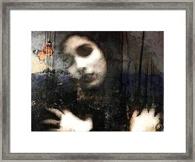After The Fire Framed Print by Gun Legler