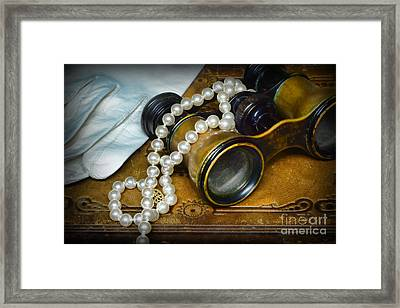After The Opera Framed Print by Paul Ward