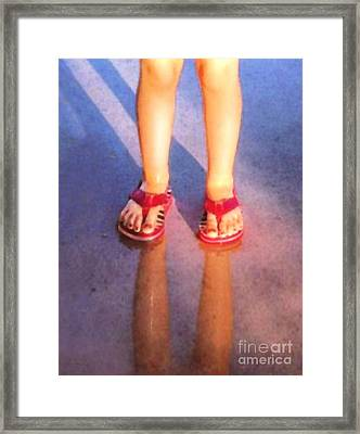 After The Rain Framed Print by Cristophers Dream Artistry