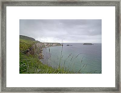 After The Rain Ireland Framed Print by Betsy Knapp