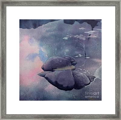 After The Rain Framed Print by Robert Hooper