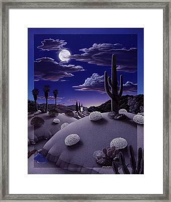 After The Rain Framed Print by Snake Jagger