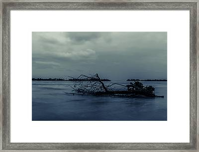 After The Storm Framed Print by Andrea Mazzocchetti