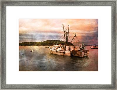 After The Storm Framed Print by Betsy C Knapp
