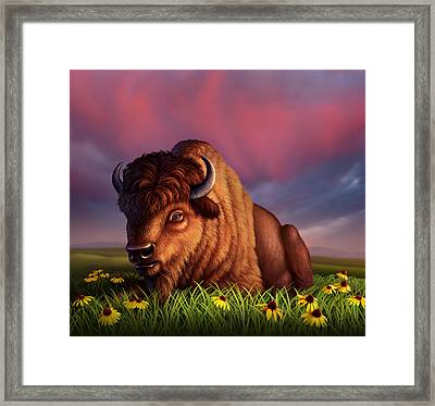 After The Storm Framed Print by Jerry LoFaro