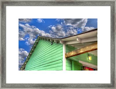 After The Storm Framed Print by Paul Wear