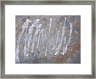 After Thought Framed Print by Tim Allen