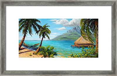 Afternoon Delight Framed Print by Mary Giacomini
