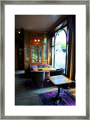 Afternoon Diversion Framed Print by Cheri Randolph