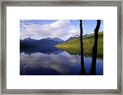 Afternoon Light Framed Print by Chad Dutson
