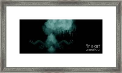 Agitation Framed Print by Jessica Shelton