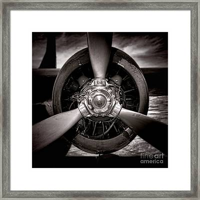 Air Power Framed Print by Olivier Le Queinec