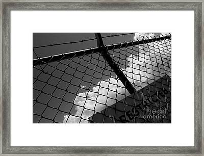 Air Space Framed Print by Amar Sheow