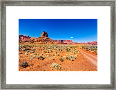 Airport Tower I Framed Print by Chad Dutson