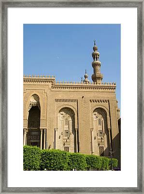Al Refai Mosque, Cairo, Egypt, North Framed Print by Nico Tondini
