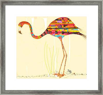 Alas The Day Framed Print by Steven Boland