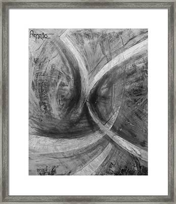 Alazaboth Framed Print by Andres Carbo
