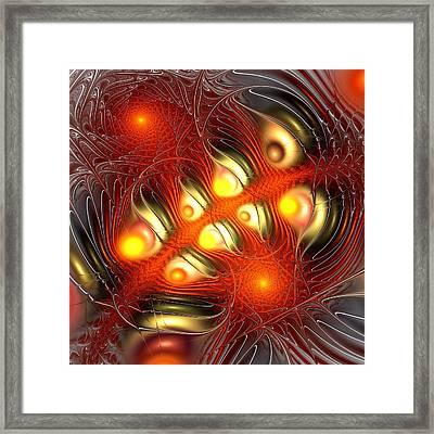 Alchemy Framed Print by Anastasiya Malakhova