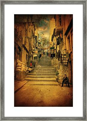Alem-i Misal Framed Print by Taylan Soyturk