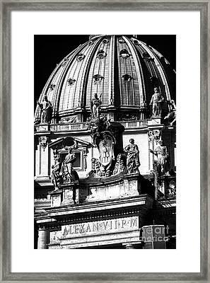 Alexan Framed Print by John Rizzuto