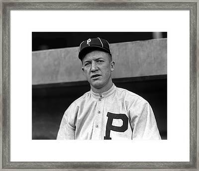 Alexander Grover Philadelphia Phillies Framed Print by Retro Images Archive