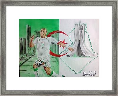 Algeria Framed Print by Shawn Morrel