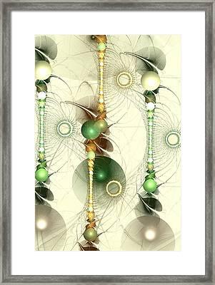 Alignment Framed Print by Anastasiya Malakhova