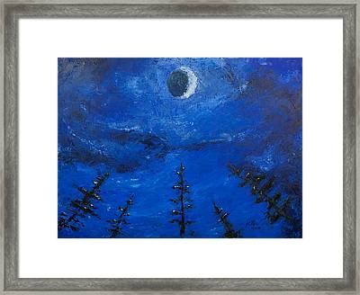 Alignment Framed Print by William Killen