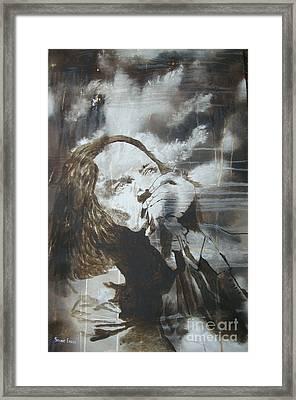 Alive Framed Print by Stuart Engel