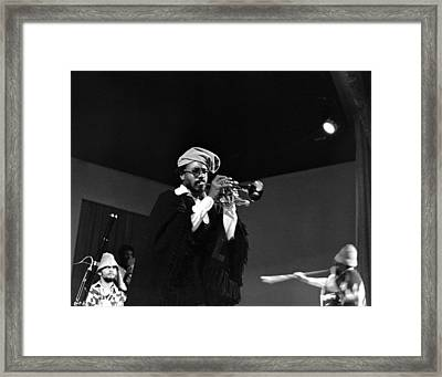 All Ebah Framed Print by Lee  Santa