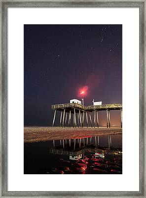 All Is Clear Framed Print by Kristopher Schoenleber