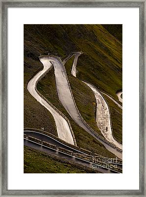 All-it849210 Framed Print by Karl Thomas