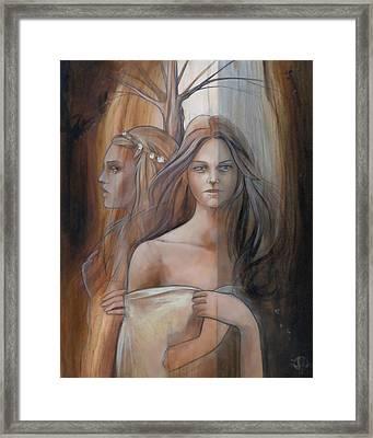 All Sides Framed Print by Jacque Hudson