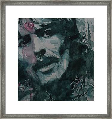 All Things Must Pass      @2 Framed Print by Paul Lovering