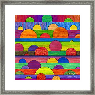 All Tucked In Framed Print by David K Small
