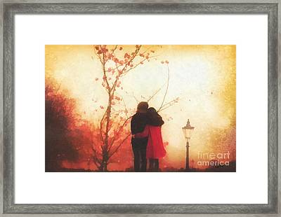 All You Need Framed Print by Mo T